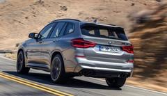 BMW X3 et X4 M : Une version sportive pour les deux SUV familiaux