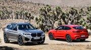 BMW X3 M et X4 M : les deux font la paire