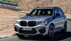 Nouvelles BMW X3 M et X4 M : toutes les infos, photos et vidéos