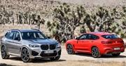 BMW X3 et X4 : des SUV sous le signe du M