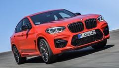 BMW dévoile les X3 M et X4 M