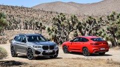 BMW X3 et X4 M : d'emblée l'esprit de « Compétition » !