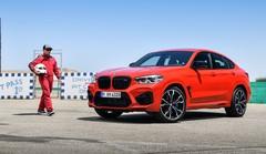 Les BMW X3M et X4M (et Competition) sont enfin dévoilés