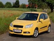 Essai Chevrolet Aveo 1.2 16V 3 portes : L'Aveo fait son show