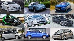 Voitures électriques : ventes survoltées en janvier !