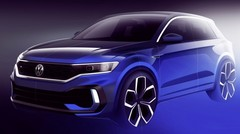 Teaser pour le Volkswagen T-Roc R
