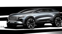 Audi annonce le concept Q4 e-tron