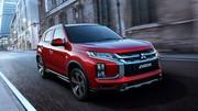 Une nouvelle version du Mitsubishi ASX dévoilée au Salon de Genève