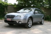 Essai Subaru Outback Diesel : celle que l'on attendait !