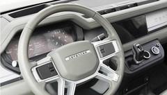 Land Rover : l'intérieur du nouveau Defender en avance