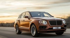 Bentley Bentayga Speed : Majesté à plus de 300 km/h