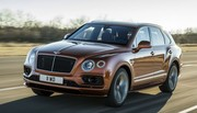 Bentley Bentayga Speed : Le plus rapide des SUV