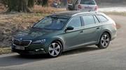 Cette Skoda Superb facelift est-elle la première voiture tchèque hybride ?