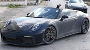 La Porsche 911 Speedster en phase de tests avant sa commercialisation