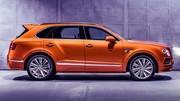 Bentley Bentayga Speed: pour 1 km/h