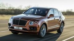 Bentley Bentayga Speed : toutes les photos du SUV de luxe restylé