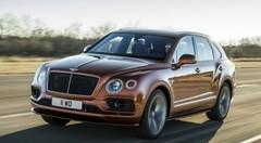 Le Bentley Bentayga redevient le SUV le plus rapide du monde…pour 1 km/h !