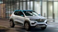Renault Kwid : la version électrique arrive en Chine