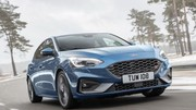 Ford Focus ST 2019 : infos et photos de la nouvelle Focus ST de 280 ch