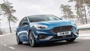 Ford Focus ST : également en break et en Diesel