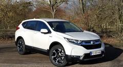 Essai Honda CR-V Hybrid : Un SUV multi-modes
