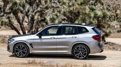 BMW X3 M et X4 M Competition : de 480 à 510 ch