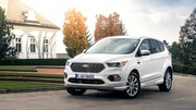 Ford Kuga Flexifuel : le SUV alternatif