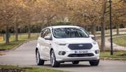 Ford Kuga Flexifuel : le SUV Ford carbure à l'éthanol-E85