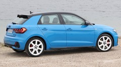 Essai Audi A1 (2019) : Deuxième set gagnant