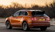 Bentley Bentayga Speed : il se tappe la Lamborghini Urus !