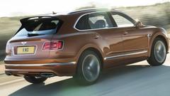 Bentley Bentayga Speed (2019) : plus rapide que le Lamborghini Urus