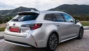 Essai Toyota Corolla Touring Sport 1,8L et 2L hybrides : l'hybride mondialisée