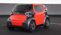 Citroën Ami One concept : la mobilité du futur vue par Citroën