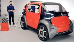 La Citroën Ami One Concept en vidéo