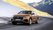 Audi Q8 : deux nouveaux moteurs
