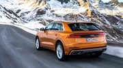 Audi Q8 : plus accessible, et en essence !