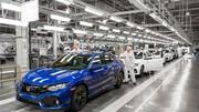 Honda va fermer son usine anglaise en 2021