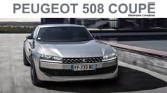 Peugeot 508 Coupé, le rêve inachevé!