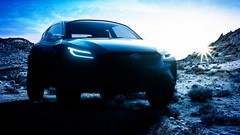 Subaru Viziv Adrenaline : Première mondiale à Genève