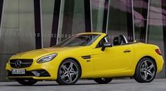 Mercedes SLC Final Edition et SL Grand Edition : La fin d'une époque