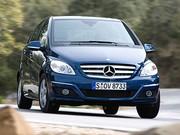 Mercedes B 170 NGT : Economique... enfin presque !