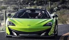 Essai McLaren 600LT Spider : ça décoiffe !