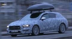 La prochaine Mercedes CLA Shooting Brake de sortie