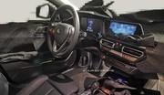 Bienvenue à bord de la future BMW Série 1