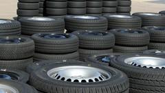 Test pneus été 2019 par le TCS : mauvais résultats pour les pneus des utilitaires