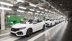 Une Honda Civic produite en Amérique du Nord à venir ?