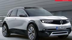 Un futur petit SUV Opel fabriqué en France à Poissy