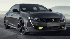 Peugeot 508 Peugeot Sport Engineered Concept : 400 ch au salon de Genève