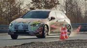 Mercedes A45 AMG : les puissances confirmées