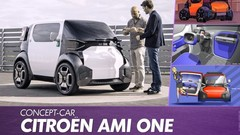 Citroën Ami One Concept : la genèse du concept-car